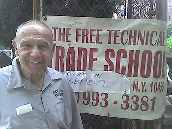 free tech school in basement