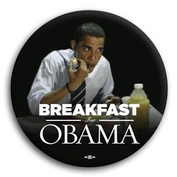 breakfast for obama