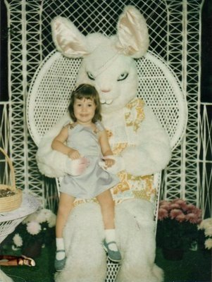 awkward family photos - devil bunny