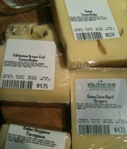 photo of the four cheeses